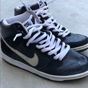 Nike SB Dunks high top